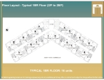 11 - Typical Floor Plan 1Bed Zone 2F to 28F
