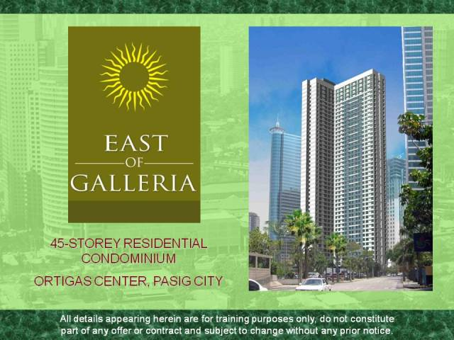 East of Galleria Ortigas Condo (43)