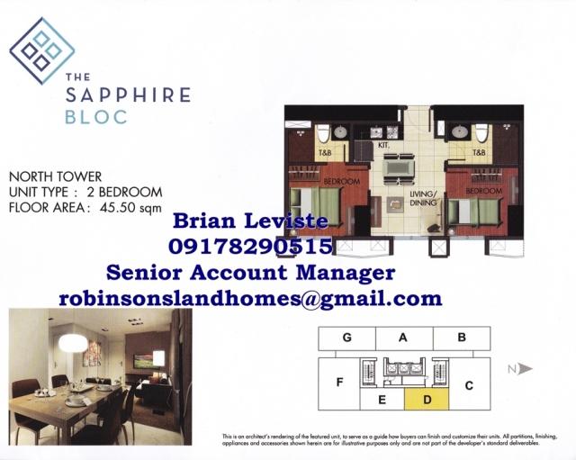 1Br 1bedroom condo