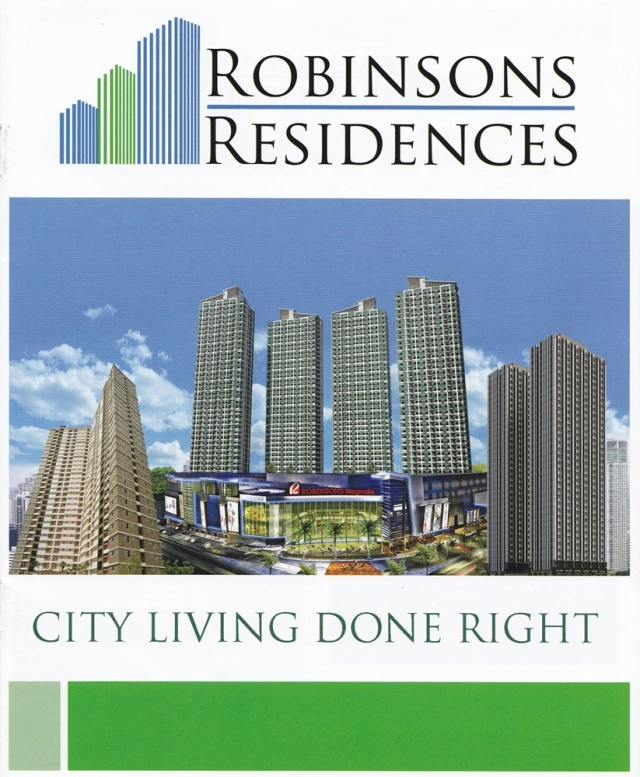 Robinsons residence